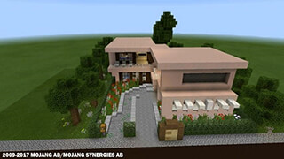 Modern Houses for Minecraft скриншот 3