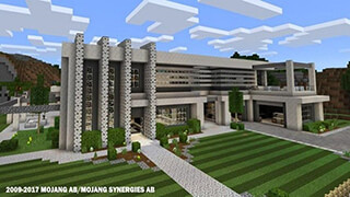 Modern Houses for Minecraft скриншот 4