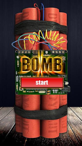 Time Bomb Broken Screen Prank скриншот 1
