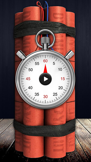 Time Bomb Broken Screen Prank скриншот 2