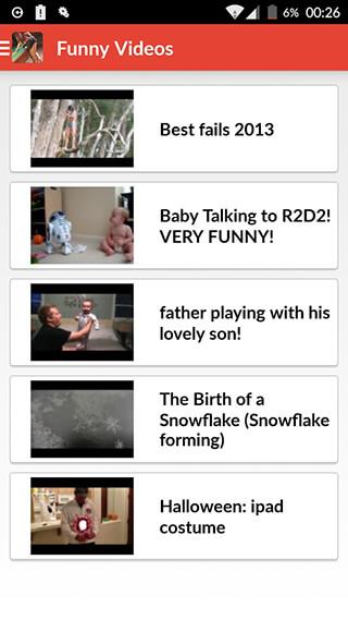 Funny Videos 2017 скриншот 4