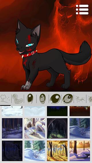 Avatar Maker: Cats 2 скриншот 2
