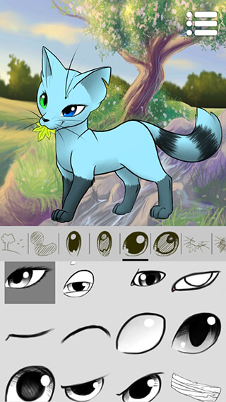 Avatar Maker: Cats 2 скриншот 4