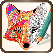 Coloring Book: Art Studio иконка