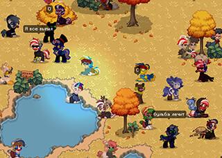 Pony Town скриншот 1