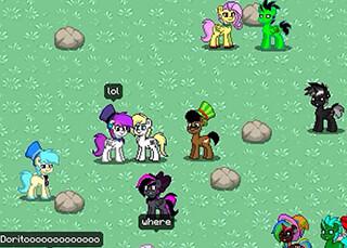 Pony Town скриншот 3
