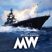 Modern Warships + мод много денег иконка