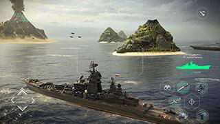 Modern Warships + мод много денег скриншот 2