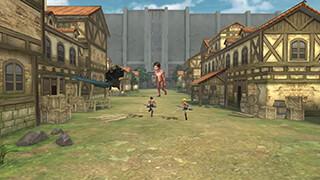 Атака титанов скриншот 2