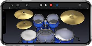 GarageBand скриншот 1