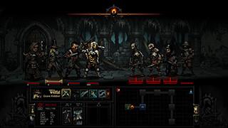 Darkest Dungeon скриншот 1
