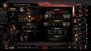 Darkest Dungeon скриншот 2