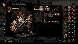 Darkest Dungeon скриншот 3