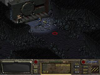 Fallout 1 скриншот 4