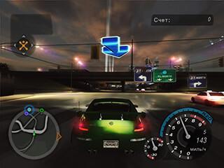 Need for Speed: Underground 2 скриншот 3