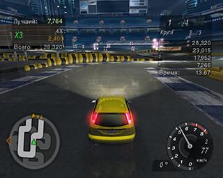 Need for Speed: Underground 2 скриншот 4