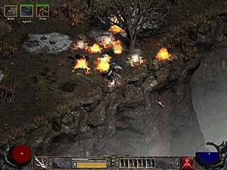 Diablo 2 скриншот 1