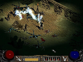 Diablo 2 скриншот 4