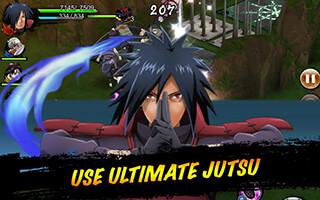 Naruto X Boruto Ninja Voltage скриншот 1