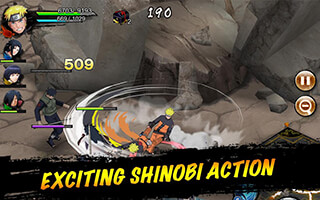 Naruto X Boruto Ninja Voltage скриншот 2