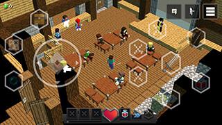 Minecraft Dungeons скриншот 3