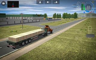 Grand Truck Simulator 2 скриншот 1