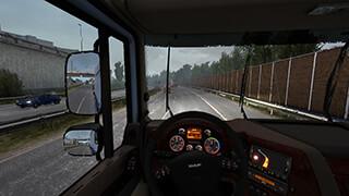 Евро Трек Симулятор 2 скриншот 3