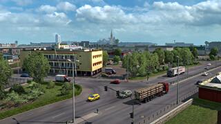 Евро Трек Симулятор 2 скриншот 4