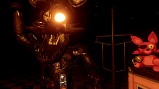 Five Nights at Freddy's: Help Wanted скриншот 1
