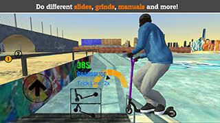 Scooter FE3D 2 скриншот 1
