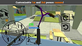 Scooter FE3D 2 скриншот 2