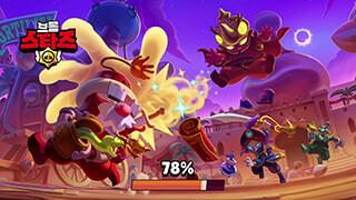 Китайский Brawl Stars скриншот 1