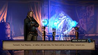 Thronebreaker скриншот 3