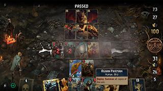 Thronebreaker скриншот 4