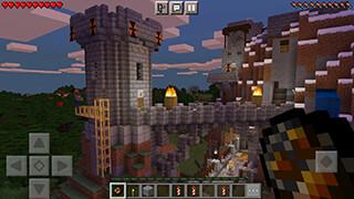 Minecraft скриншот 2