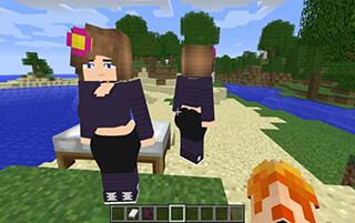 Jenny Mod Minecraft 2021 скриншот 2