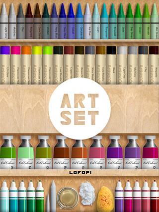 Art Set скриншот 1