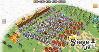 RTS Siege Up! скриншот 1