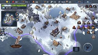 Northgard скриншот 2