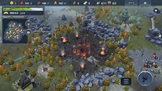 Northgard скриншот 4