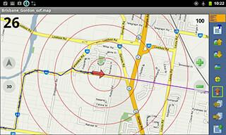 OziExplorer скриншот 1