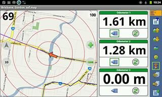 OziExplorer скриншот 2