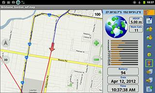 OziExplorer скриншот 4