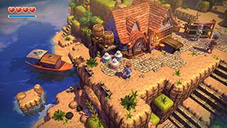 Oceanhorn скриншот 1