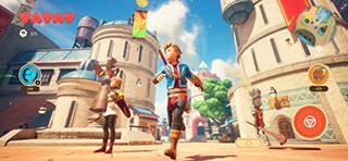 Oceanhorn 2 скриншот 2
