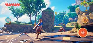 Oceanhorn 2 скриншот 3