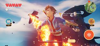 Oceanhorn 2 скриншот 4