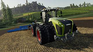 Farming Simulator 19 скриншот 2