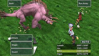 Final Fantasy 3 скриншот 3