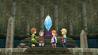 Final Fantasy 3 скриншот 4